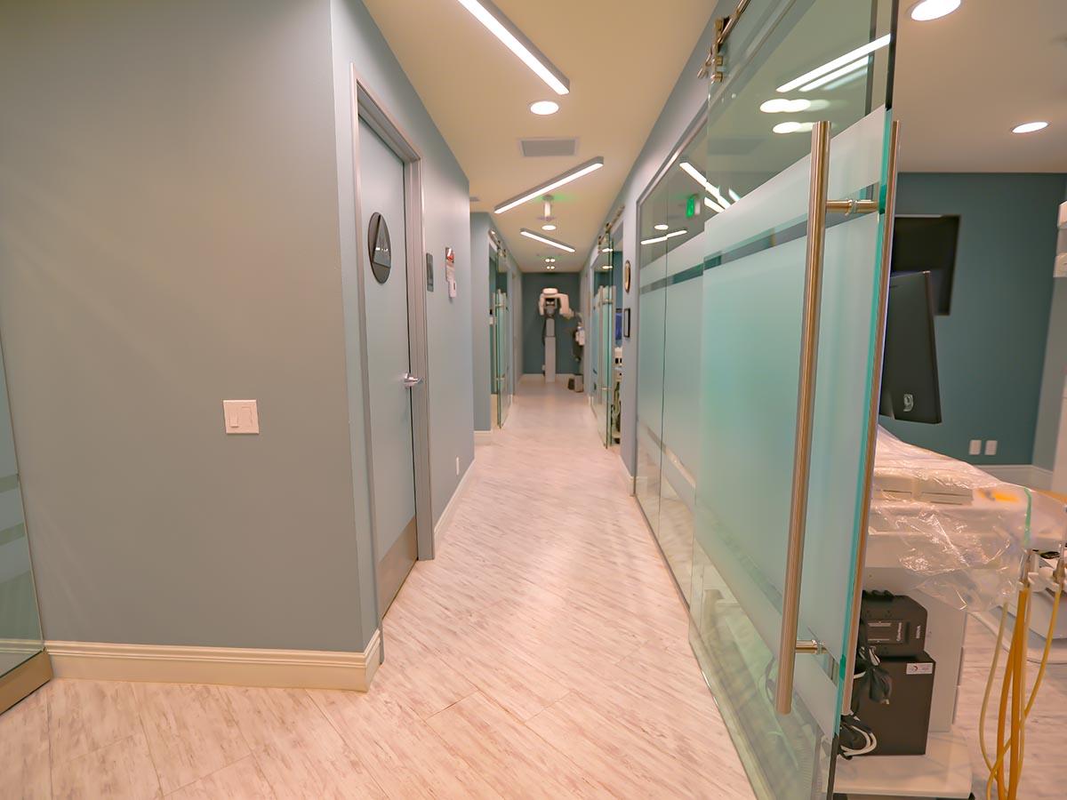 PS hallway