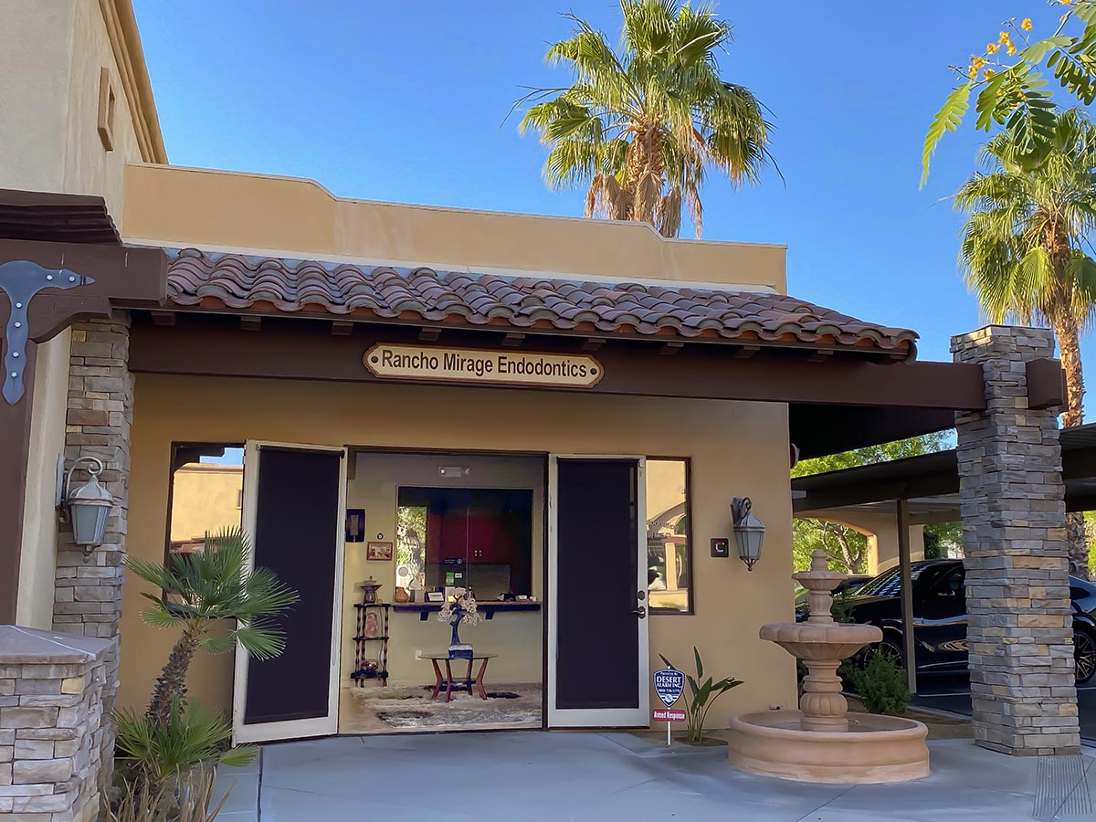 Rancho Entrance