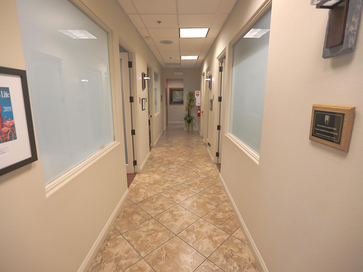 Rancho Hallway