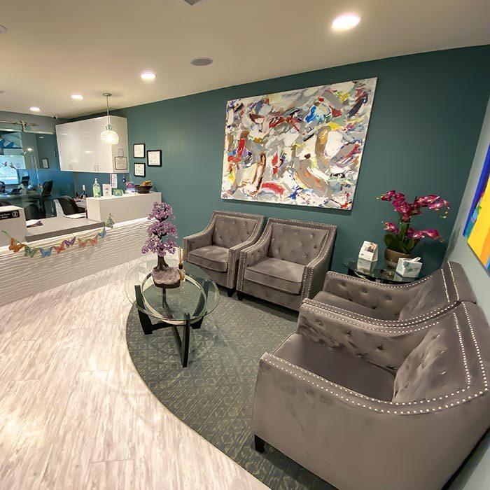Palm Springs Lobby